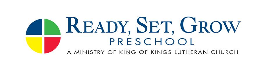 Ready, Set, Grow Preschool, registration is now open!